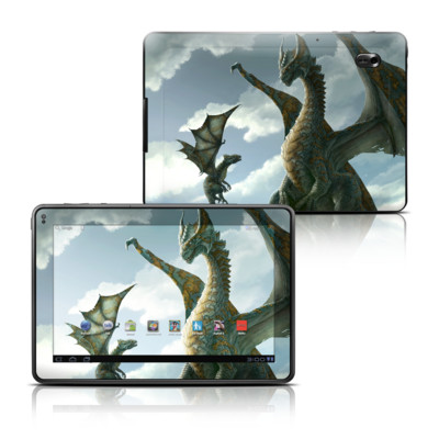 Motorola Xoom Family Edition Skin - First Lesson
