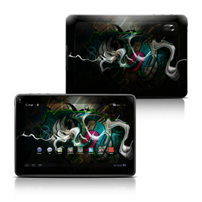 Motorola Xoom Family Edition Skin - Graffstract