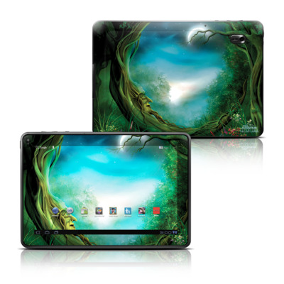 Motorola Xoom Family Edition Skin - Moon Tree