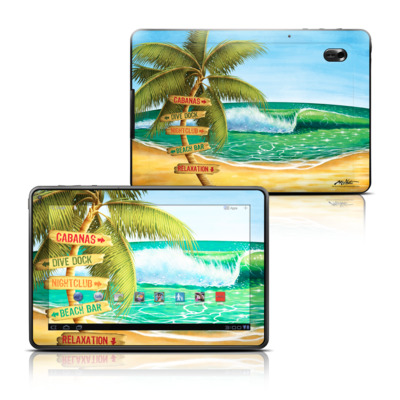Motorola Xoom Family Edition Skin - Palm Signs
