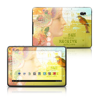 Motorola Xoom Family Edition Skin - See Believe
