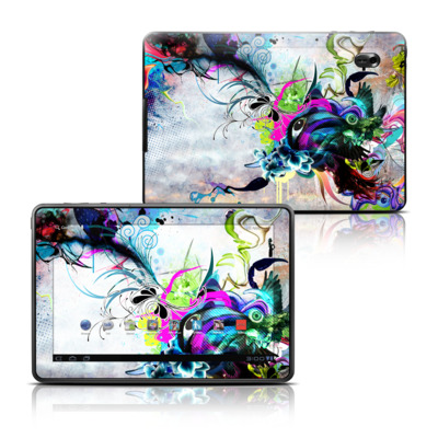 Motorola Xoom Family Edition Skin - Streaming Eye