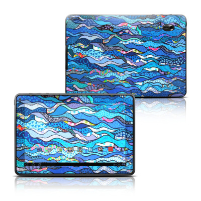 Motorola Xoom Family Edition Skin - The Blues
