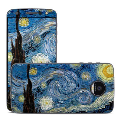 Moto Z Force Droid Skin - Starry Night