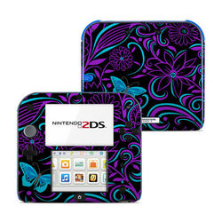 Nintendo 2DS Skin - Fascinating Surprise