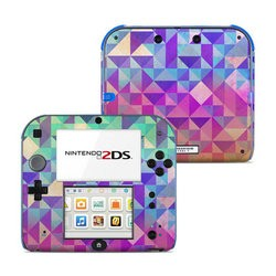 Nintendo 2DS Skin - Fragments