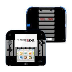 Nintendo 2DS Skin - Retro