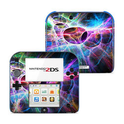 Nintendo 2DS Skin - Static Discharge