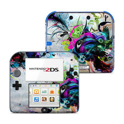 Nintendo 2DS Skin - Streaming Eye