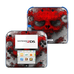 Nintendo 2DS Skin - War Light