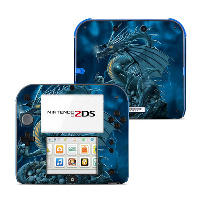 Nintendo 2DS Skin - Abolisher
