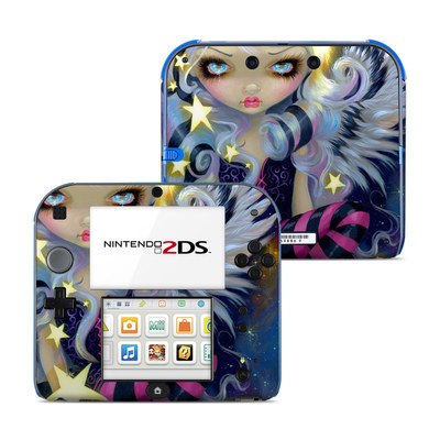 Nintendo 2DS Skin - Angel Starlight