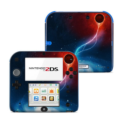 Nintendo 2DS Skin - Black Hole
