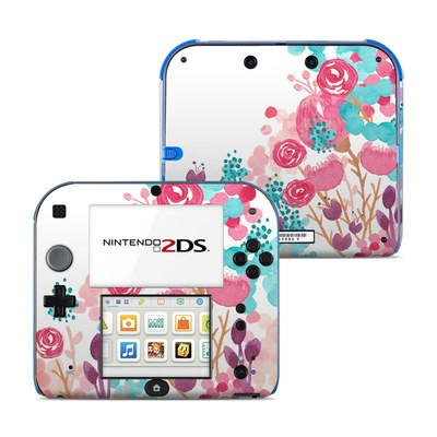 Nintendo 2DS Skin - Blush Blossoms