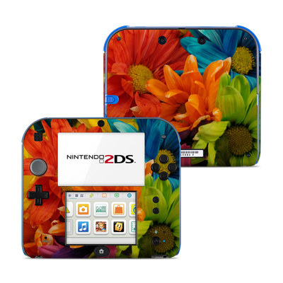 Nintendo 2DS Skin - Colours