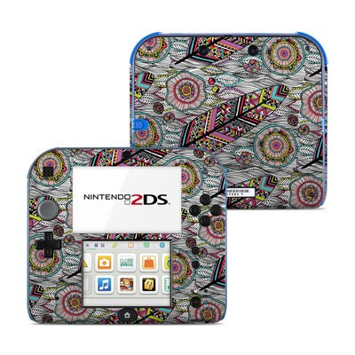 Nintendo 2DS Skin - Dream Feather