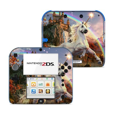 Nintendo 2DS Skin - Evening Star