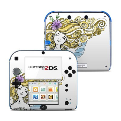 Nintendo 2DS Skin - Fairy Breeze