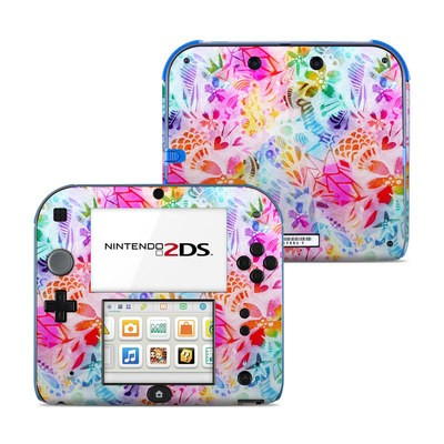 Nintendo 2DS Skin - Fairy Dust