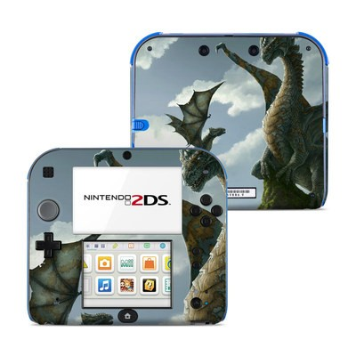 Nintendo 2DS Skin - First Lesson
