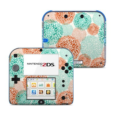 Nintendo 2DS Skin - Flourish