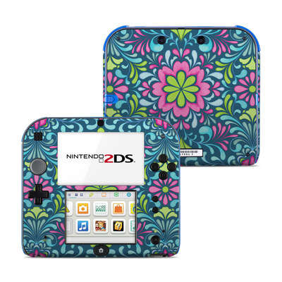 Nintendo 2DS Skin - Freesia