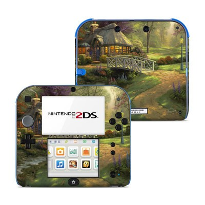 Nintendo 2DS Skin - Friendship Cottage