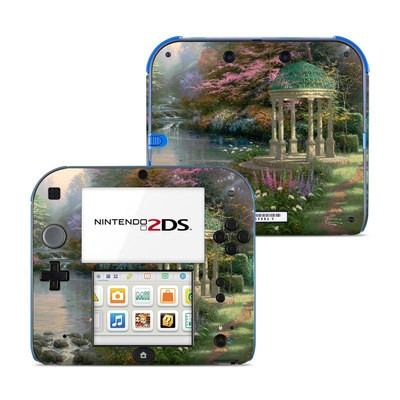 Nintendo 2DS Skin - Garden Of Prayer