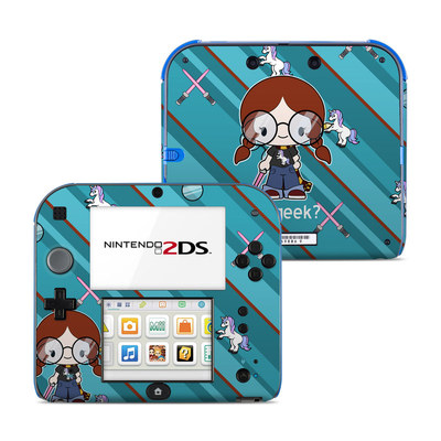 Nintendo 2DS Skin - Got Geek