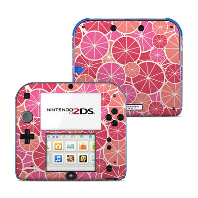 Nintendo 2DS Skin - Grapefruit