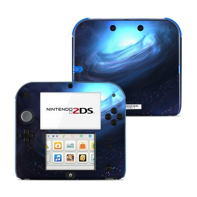 Nintendo 2DS Skin - Hidden Forces
