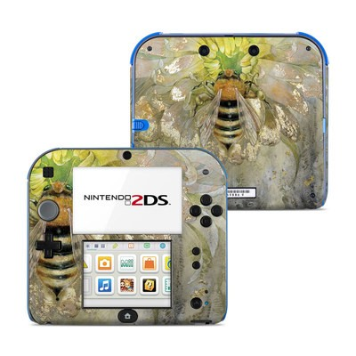 Nintendo 2DS Skin - Honey Bee