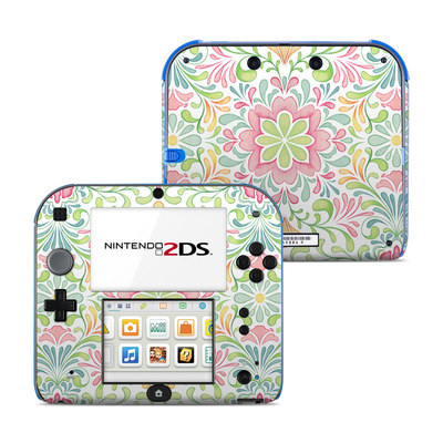 Nintendo 2DS Skin - Honeysuckle