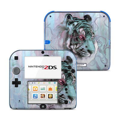 Nintendo 2DS Skin - Illusive by Nature