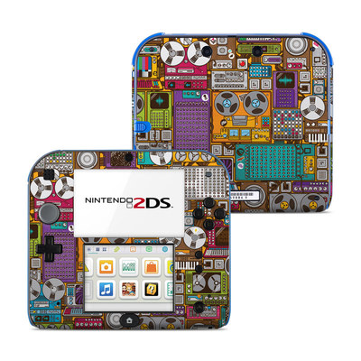 Nintendo 2DS Skin - In My Pocket