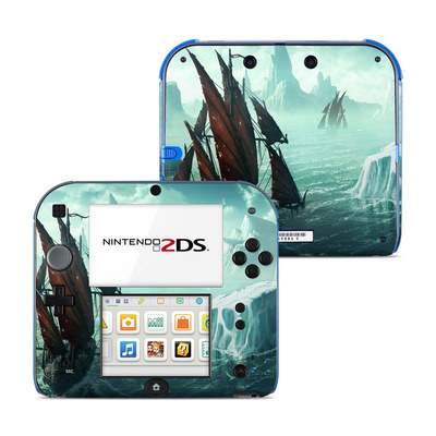 Nintendo 2DS Skin - Into the Unknown