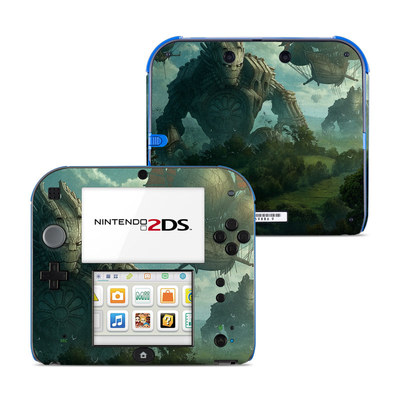 Nintendo 2DS Skin - Invasion