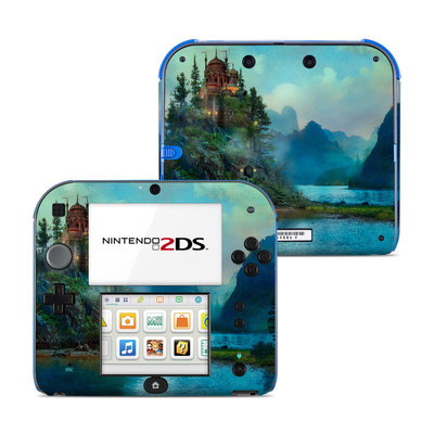 Nintendo 2DS Skin - Journey's End
