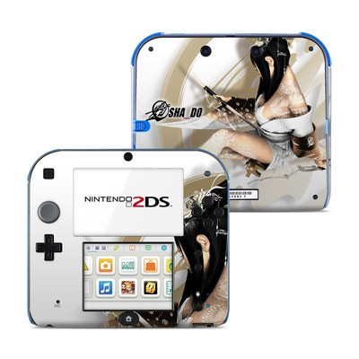 Nintendo 2DS Skin - Josei 4 Light