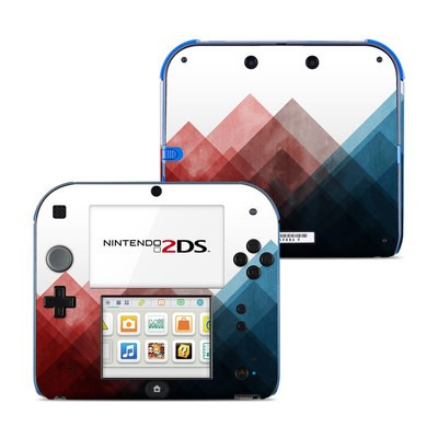 Nintendo 2DS Skin - Journeying Inward