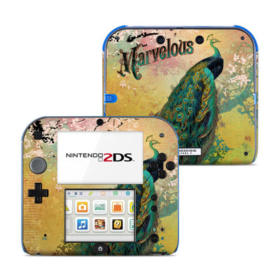 Nintendo 2DS Skin - Marvelous