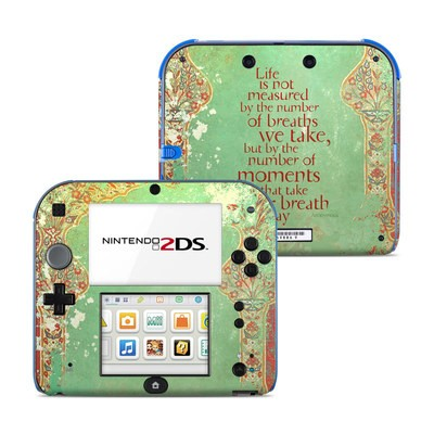Nintendo 2DS Skin - Measured