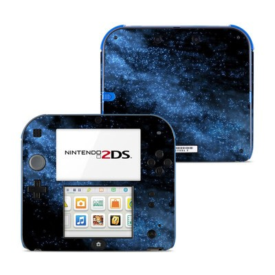 Nintendo 2DS Skin - Milky Way