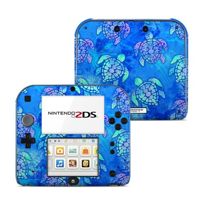 Nintendo 2DS Skin - Mother Earth