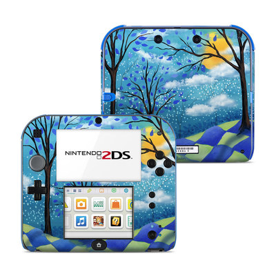 Nintendo 2DS Skin - Moon Dance Magic