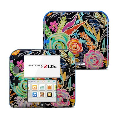 Nintendo 2DS Skin - My Happy Place
