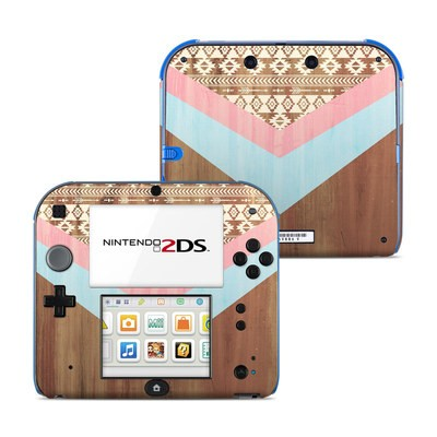 Nintendo 2DS Skin - Native