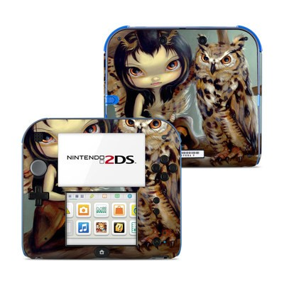Nintendo 2DS Skin - Owlyn