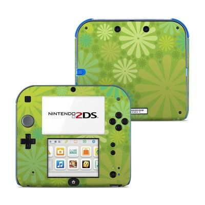 Nintendo 2DS Skin - Lime Punch