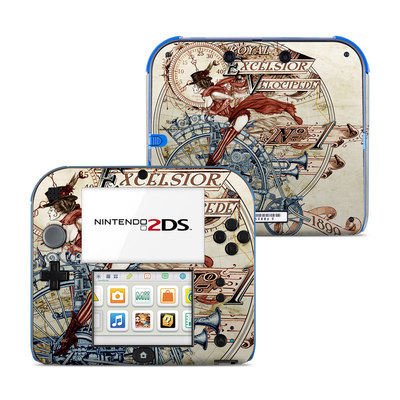 Nintendo 2DS Skin - Royal Excelsior